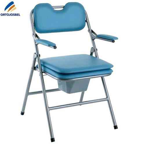 SILLA WC PLEGABLE OMEGA