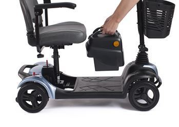I-NANO SCOOTER DESMONTABLE 18 AH