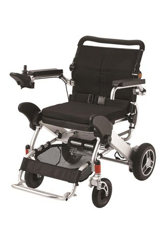 I-EXPLORER SILLA DE RUEDAS LITIO PLEGABLE