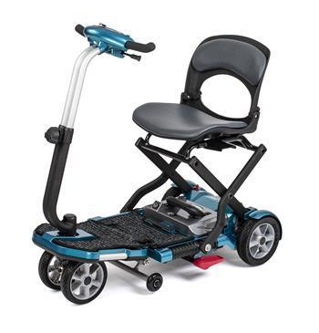 Scooter de Litio Plegable I-Brio